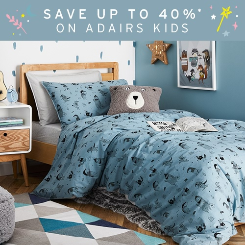 Shop Adairs Kids >