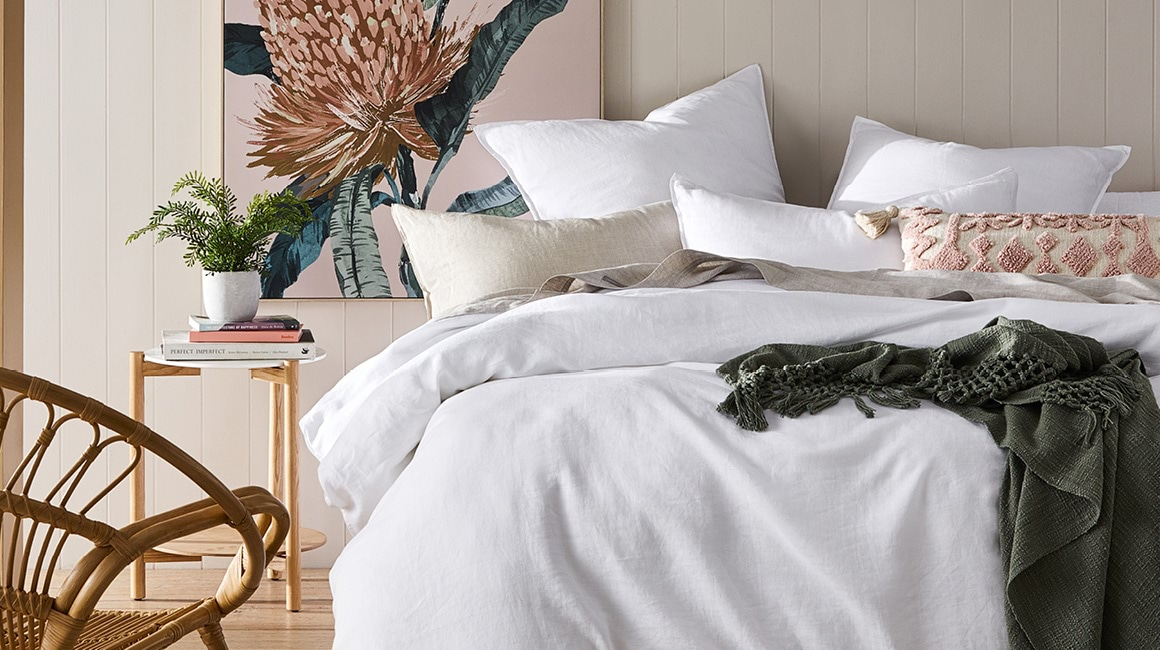 Trending: Our Core Bedlinen