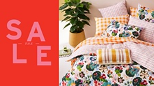 SAVE 25% on Duvet Covers