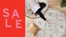 SAVE 20% on Rugs