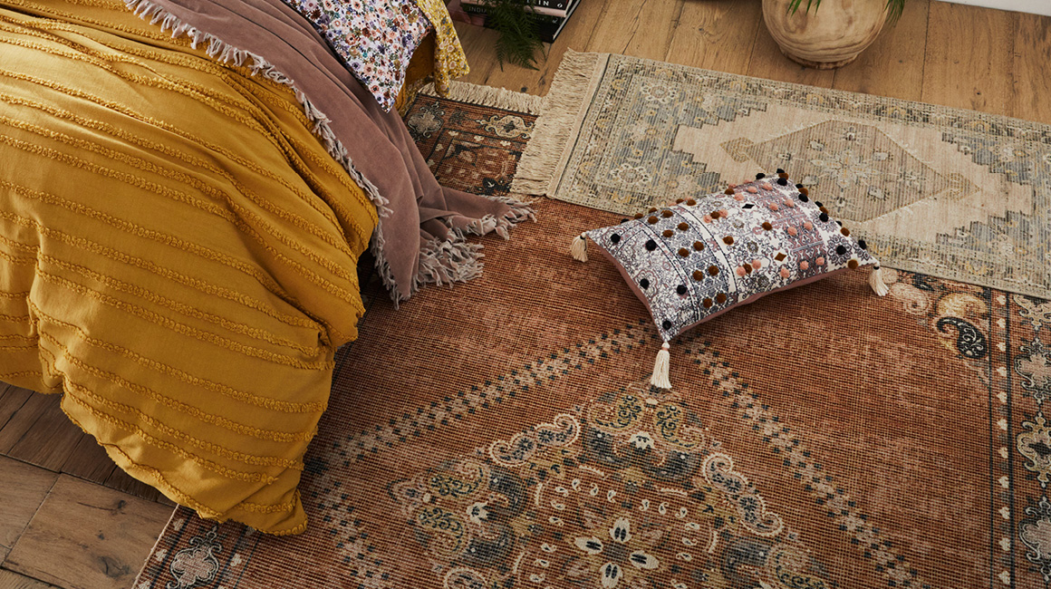 Just Landed. Rugs