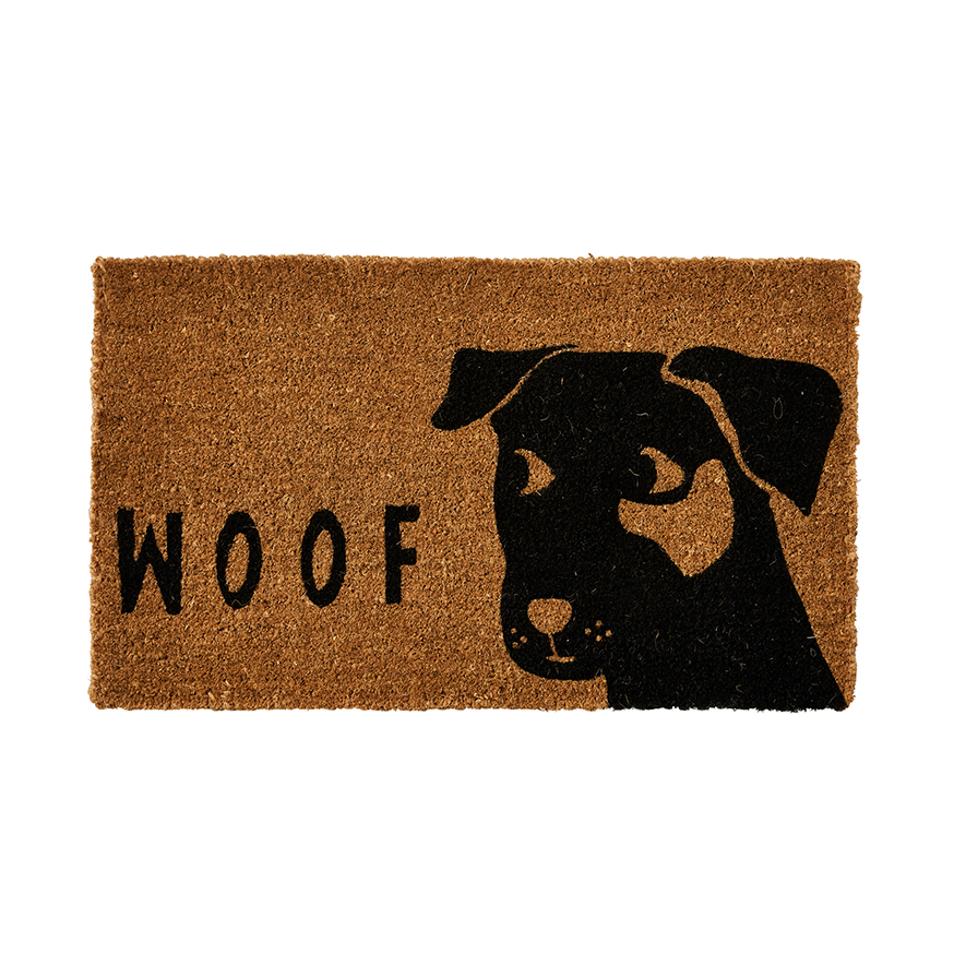 Home Republic - Woof Coir Regular Door Mat