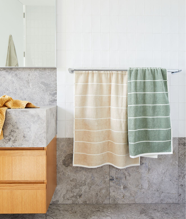 The Linen Luxe Towel